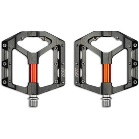 Cube RFR Flat SLT 2.0 Pedals grey´n´orange